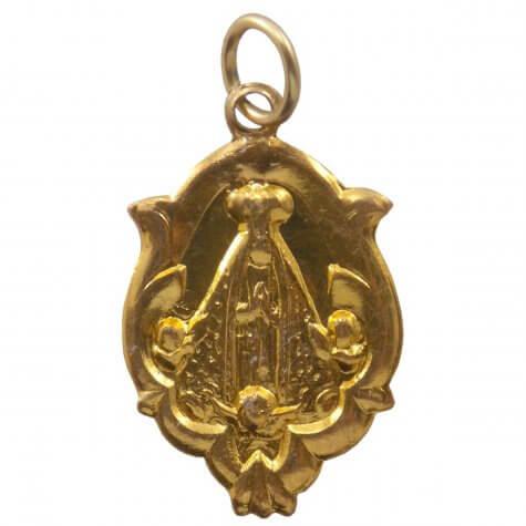 Medalha Nossa Senhora Aparecida