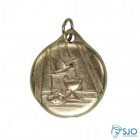 Medalha Redonda do Divino