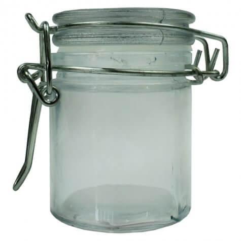 Mini Pote Hermético - 45 ml