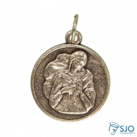 Medalha Redonda Desatadora dos Nós