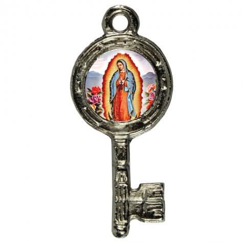 Pingente Chavinha Nossa Senhora de Guadalupe