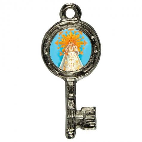 Pingente Chavinha Nossa Senhora de Nazaré