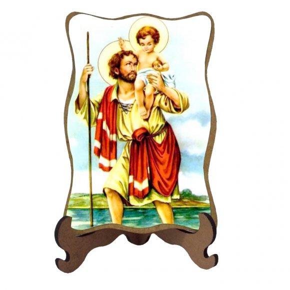 Porta-Retrato São Cristóvão