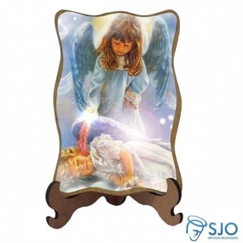 Porta-Retrato Anjo da Guarda - Modelo 2