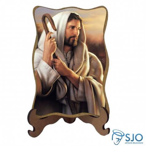 Porta-Retrato Bom Pastor - Modelo 2