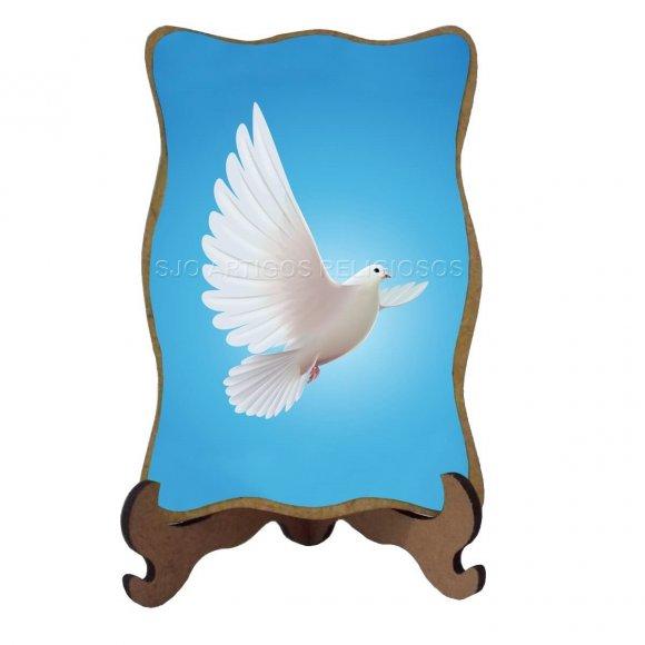 Porta-Retrato Divino Espírito Santo - Modelo 1