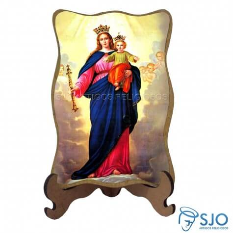 Porta-Retrato Nossa Senhora Auxiliadora - Modelo 2