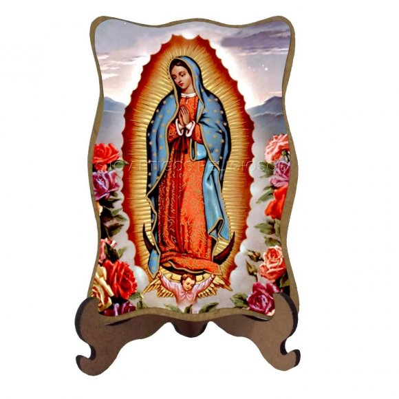 Porta-Retrato Nossa Senhora de Guadalupe
