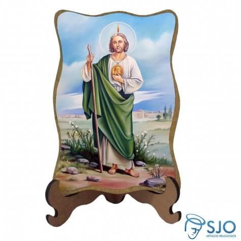 Porta-Retrato São Judas Tadeu - Modelo 1