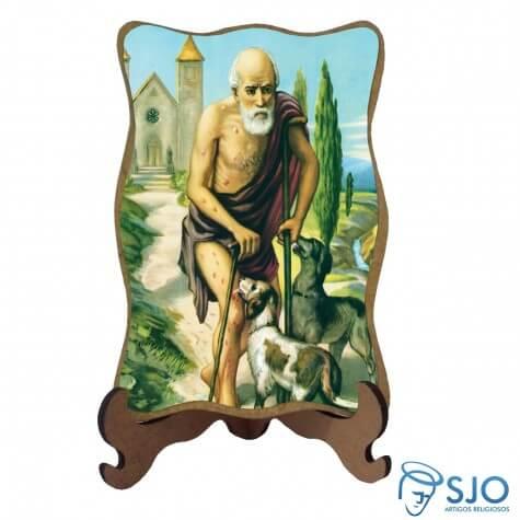 Porta-Retrato São Lázaro