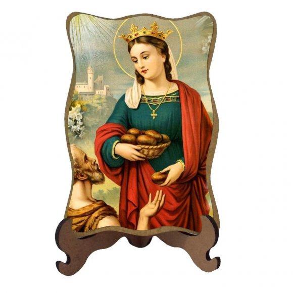 Porta-Retrato Santa Isabel da Hungria - Modelo 1