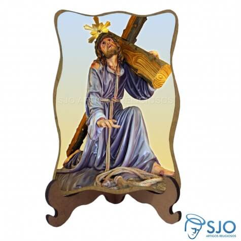 Porta-Retrato Bom Jesus dos Passos - Modelo 1