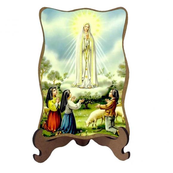 Porta-Retrato Nossa Senhora de Fátima