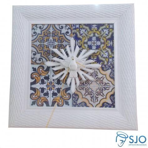 Azulejo Divino Espírito Santo - 30 cm