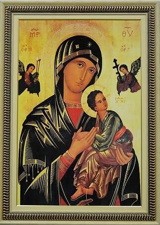 Quadro Religioso Nossa Senhora do Perpétuo Socorro