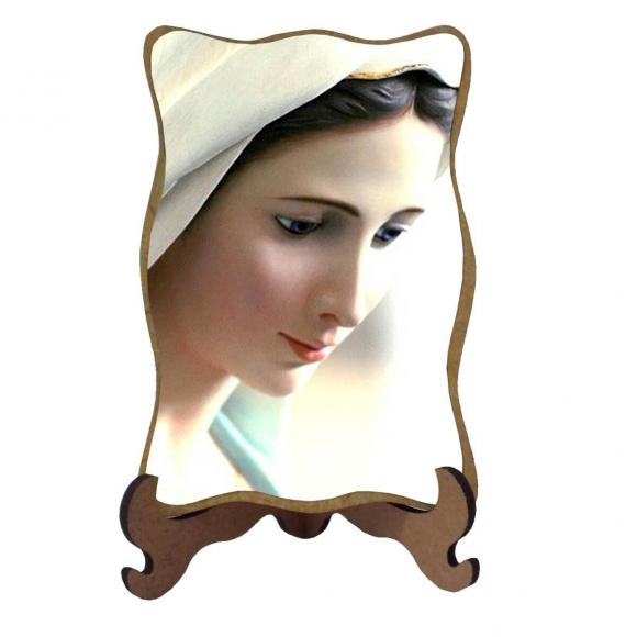 Porta-Retrato Nossa Senhora Rainha da Paz - Modelo 1