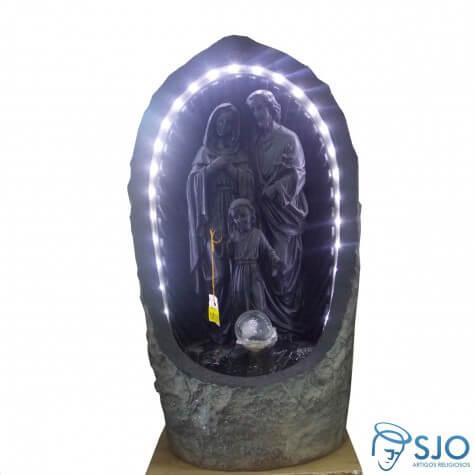 Fonte de Resina da Sagrada Família - 30 cm