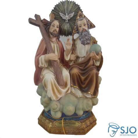 Imagem de Resina Santíssima Trindade - 40 cm