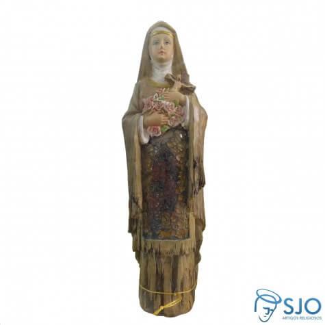 Imagem de Resina Santa Terezinha - Mod. 2 - 30 cm