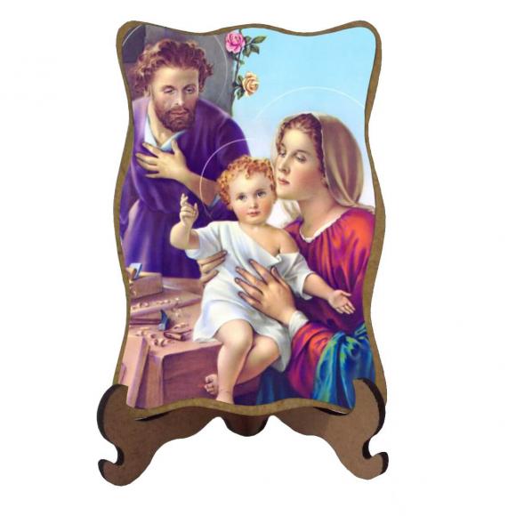 Porta-Retrato Sagrada Família - Modelo 2