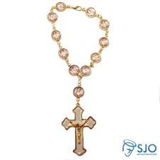 Imagem - Dezena de Mão Italiana Imaculado Coração de Maria cód: 18681418