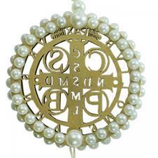 Medalhão São Bento com Fecho