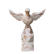 Imagem - Adorno Divino Espírito Santo no Pedestal - 13 cm cód: 10917217