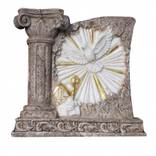 Imagem - Adorno do Divino Espírito Santo - 10 cm cód: 14101342