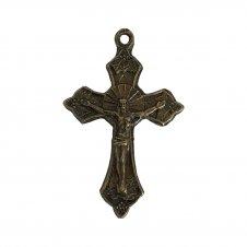 Imagem - Cruz de Metal Jesus Mod.1 cód: 9.2233720368548E+18532591
