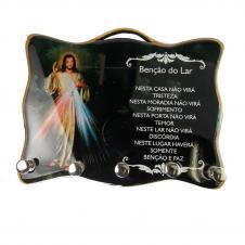 Imagem - Porta Chave - Jesus Misericordioso - 18157159