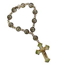 Imagem - Dezena de Mão Italiana Sagrada Família cód: 12693093