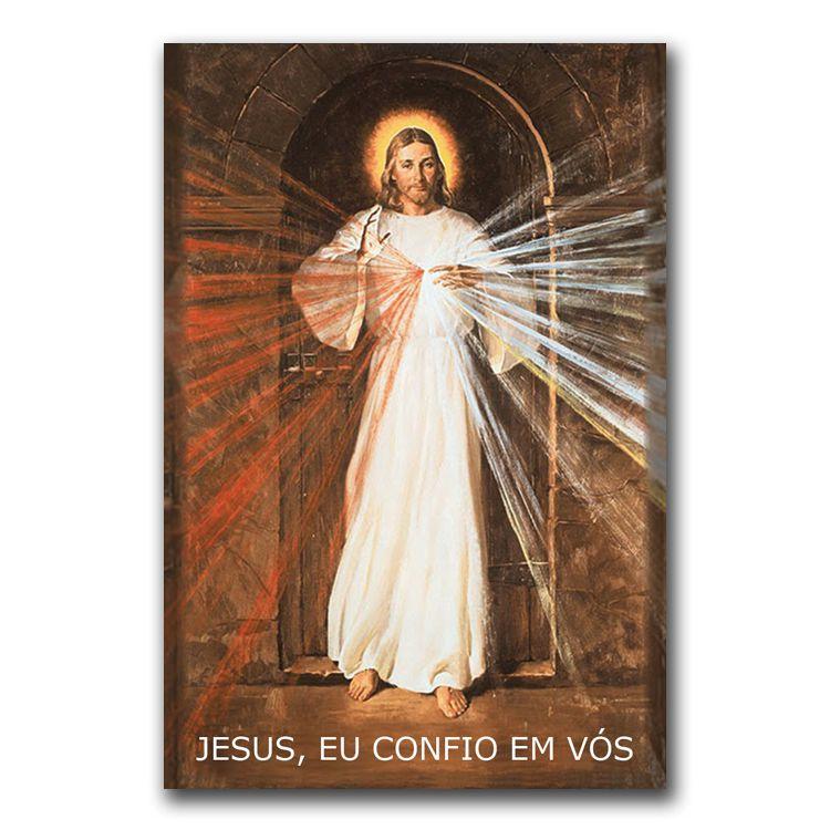 Imagem - Adesivo - Jesus Misericordioso cód: 12573098