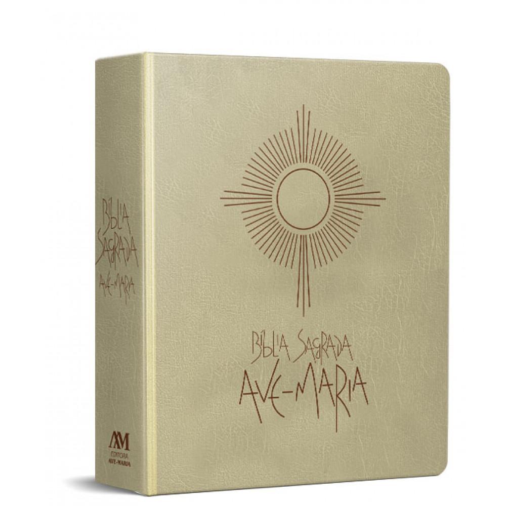 Imagem - Bíblia Sagrada - Capa Eucaristia cód: 789814042