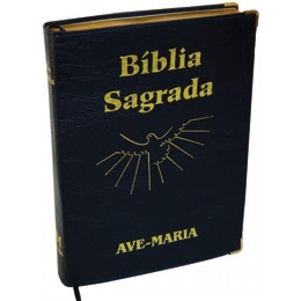 Imagem - Bíblia Luxo - Grande - 9788527609944_1