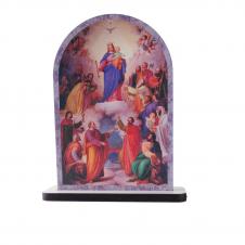 Imagem - Adorno de Mesa Nossa Senhora Auxiliadora em MDF cód: 18096922
