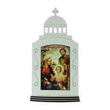 Adorno de Mesa Sagrada Família - Mod. 4