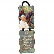 Imagem - Adorno de Porta Papa Francisco cód: ADPF