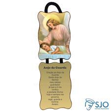 Imagem - Adorno de Porta Retangular - Anjo - Modelo 03 - 14746814