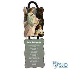 Imagem - Adorno de Porta Retangular - Anjo - Modelo 01 cód: 17576516