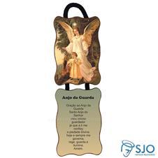 Imagem - Adorno de Porta Retangular - Anjo - Modelo 02 cód: 15495273