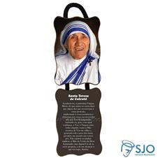 Imagem - Adorno de Porta Retangular - Santa Madre Teresa de Calcutá cód: 10871764