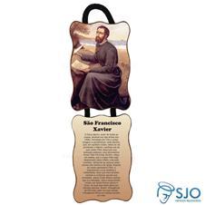 Imagem - Adorno de Porta Retangular - São Francisco Xavier - 15859667