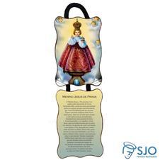 Imagem - Adorno de Porta Retangular - Menino Jesus de Praga cód: 12627861