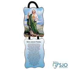 Imagem - Adorno de Porta Retangular | São Judas Tadeu cód: 18397793