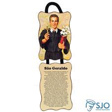 Imagem - Adorno de Porta Retangular - São Geraldo cód: 17747708