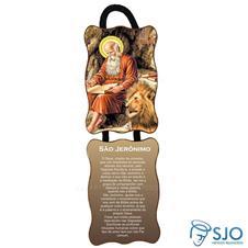 Imagem - Adorno de Porta Retangular - São Jerônimo cód: 15542520