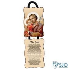 Imagem - Adorno de Porta Retangular - São José - Modelo 02 - 15190688