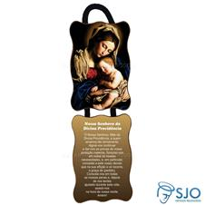 Imagem - Adorno de Porta Retangular - Nossa Senhora da Divina Providência cód: 18975117
