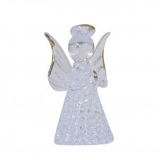 Imagem - Anjo de Cristal - 6 cm - 15319876