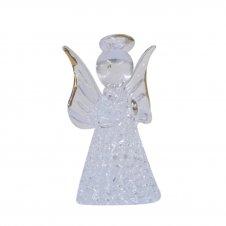 Imagem - Anjo de Cristal - 6 cm cód: 15319876